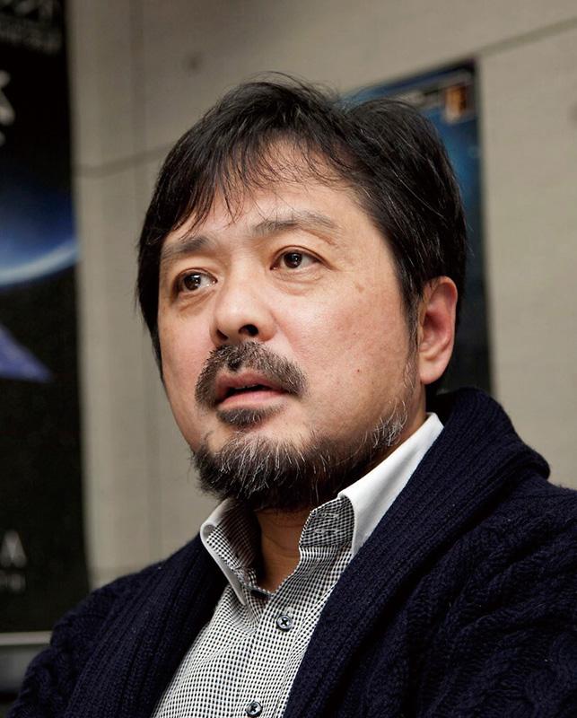 上坂浩光さん