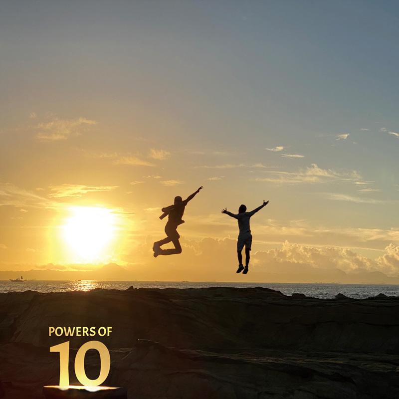 「Surf Me To The Ocean」が収録されているDef Techの10作目『Powers of Ten』